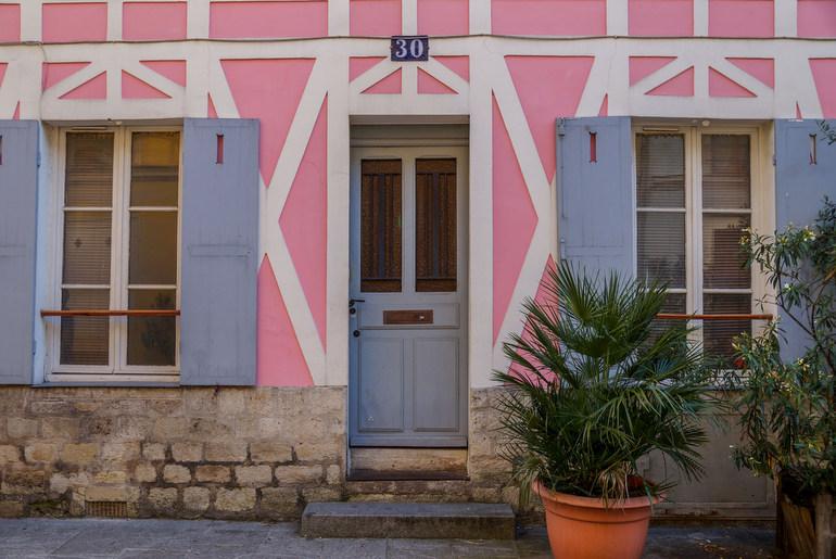 Rue Cremieux Number 30