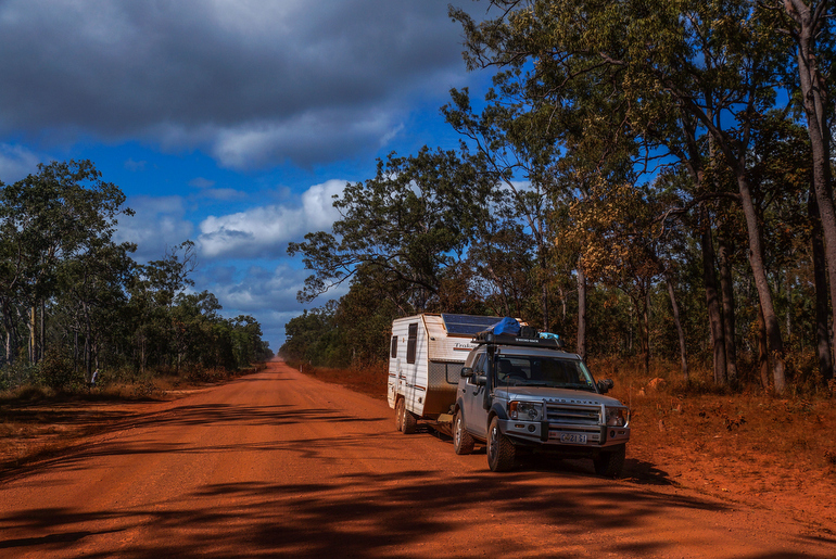 Cape York Peninsula - Road to Cape York