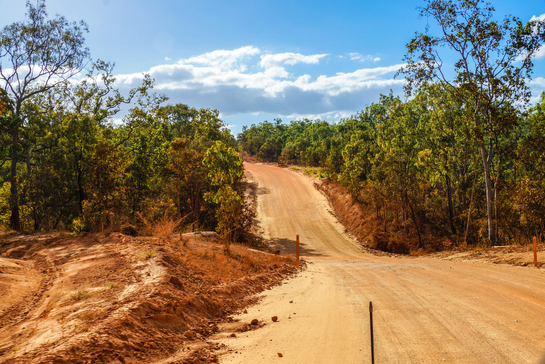 Cape York Peninsula - Road