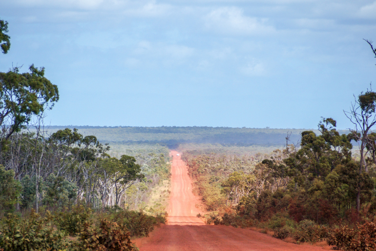 Cape York Peninsula - The Red Highway