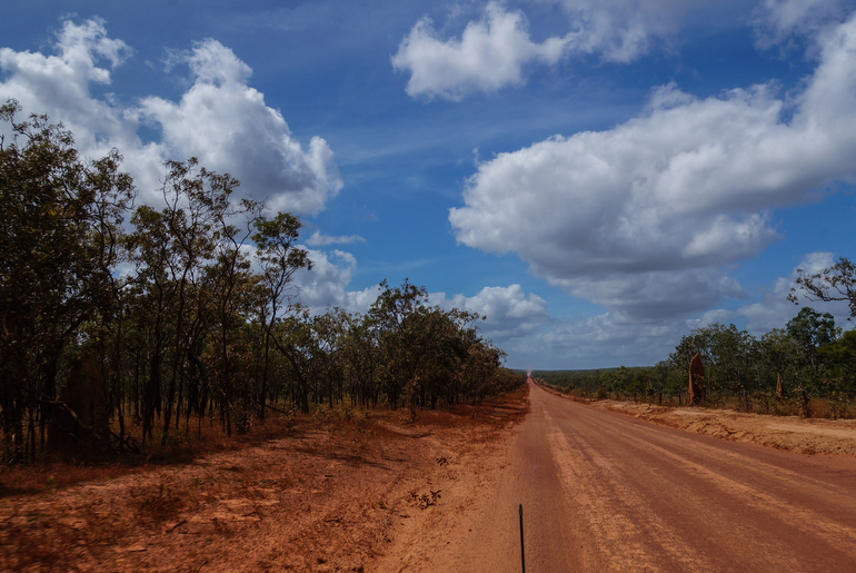 Cape York - highway