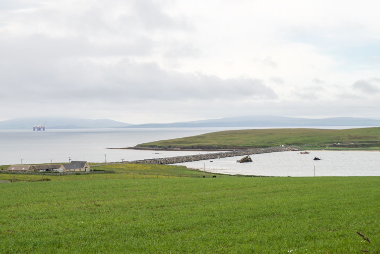 Churchill Barrier, Orkney Islands