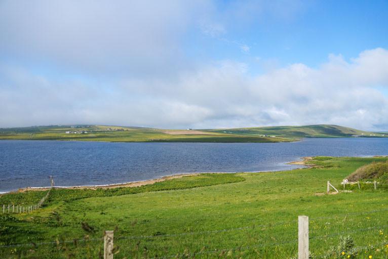 Landscape, Orkney Islands