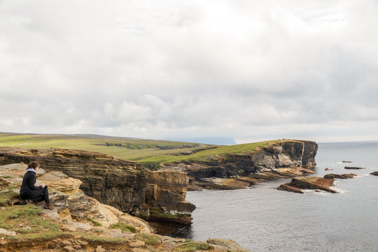 Yesnaby, Orkney Islands